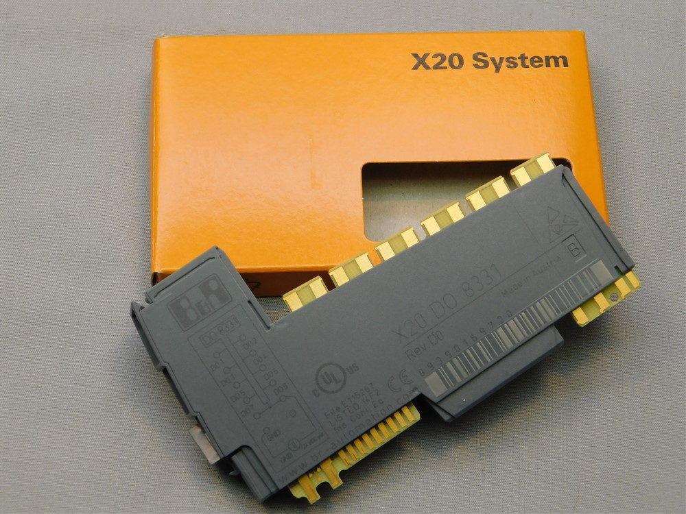X20-TB12 AUTOMATION DIGITAL OUTPUT MODULE X20DO2649 X20-BM11 B/&R X20-D0-2649